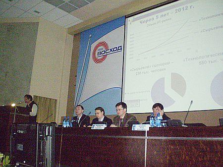 Расширенное заседание коллегии Мининформсвязи России